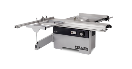 FELDER K 500 Professional - Sliding Table Panel Saw